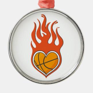 Love Basketbal ornament