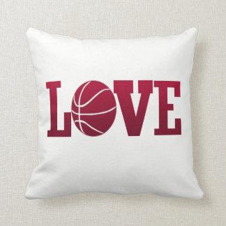 LOVE BASKETBALL CUSHION