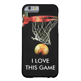 Love Basketball iPhone 6 Case Barely There iPhone 6 Case
