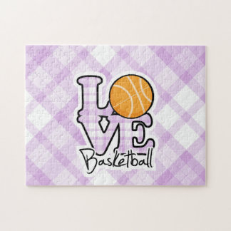 Love Basketball Jigsaw Puzzle