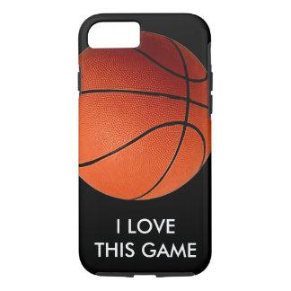 Love Basketball Tough iPhone 7 Case
