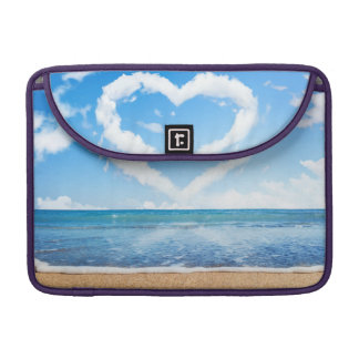 "Love Beach Macbook Pro 13"" Sleeve"