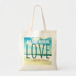 Love Beach Photo Bag