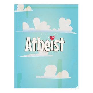 Love being an Atheist Postcard