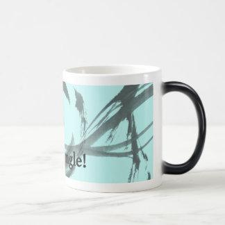 love being single magic mug