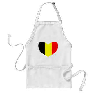 Love Belgium Standard Apron