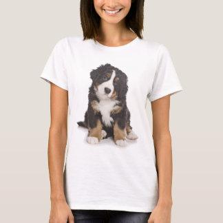 Love Bernese Mountain Dog Puppy Tee shirt