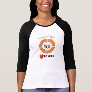 Love Bexhill 3/4 length sleeve T-shirt Ladies