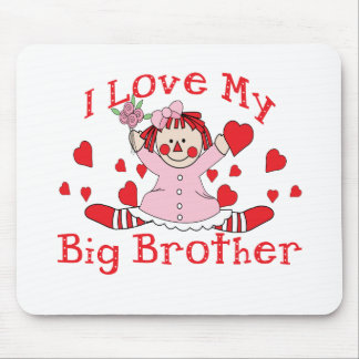 Love Big Brother Mouse Pad