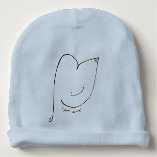 Love Bird Baby Beanie