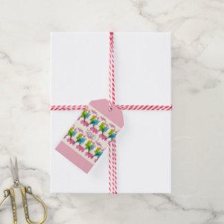 Love Bird Gift Tags