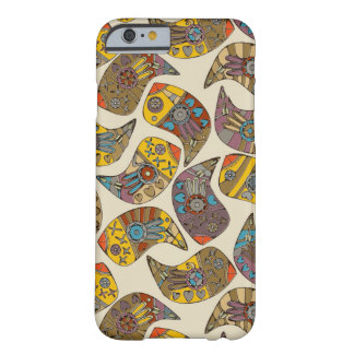 love bird paisley barely there iPhone 6 case