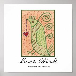 Love Bird Posters