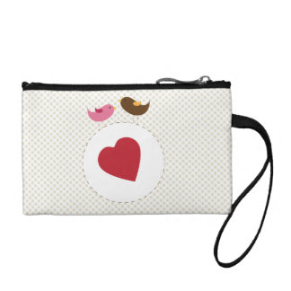 Love Birds Coin Purse