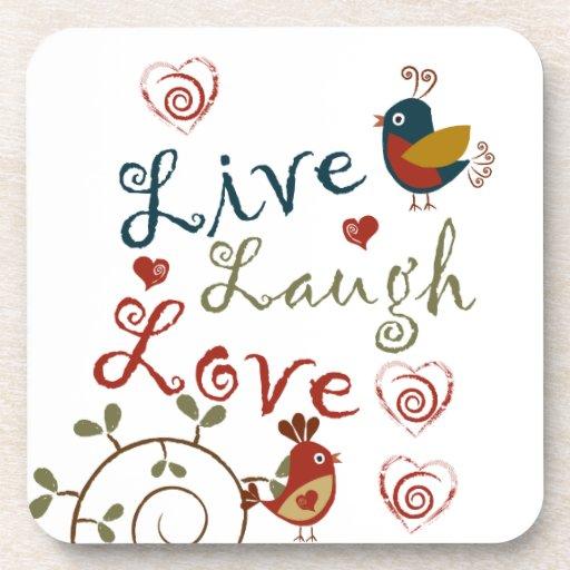 Love Birds Coasters