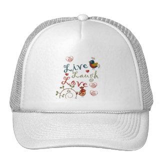Love Birds Hats