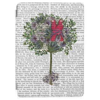 Love Birds in a Tree iPad Air Cover