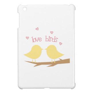 Love Birds iPad Mini Covers