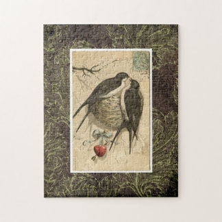 Love Birds Jigsaw Puzzle