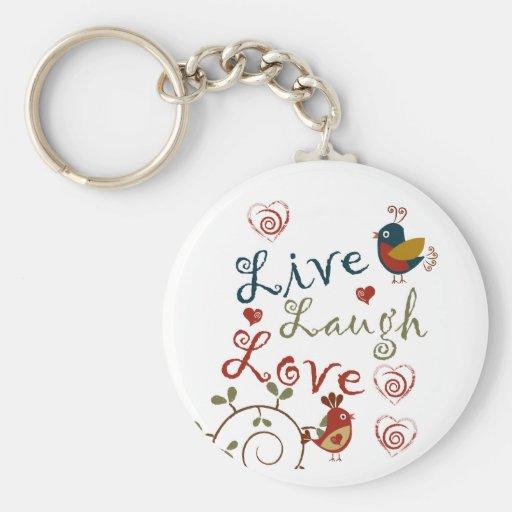 Love Birds Key Chain