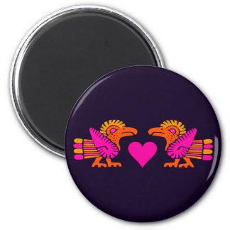 Love Birds magnet - customizable