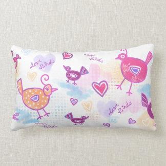 Love Birds Pillow