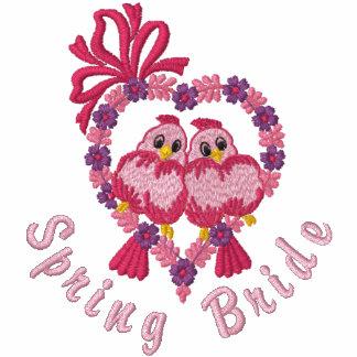 Love Birds - Spring Bride