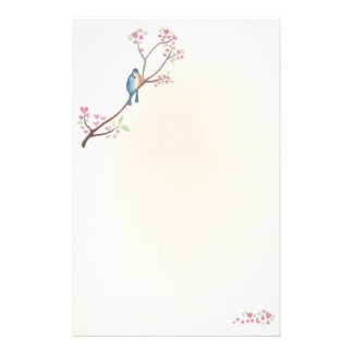 Love Birds Stationary Stationery