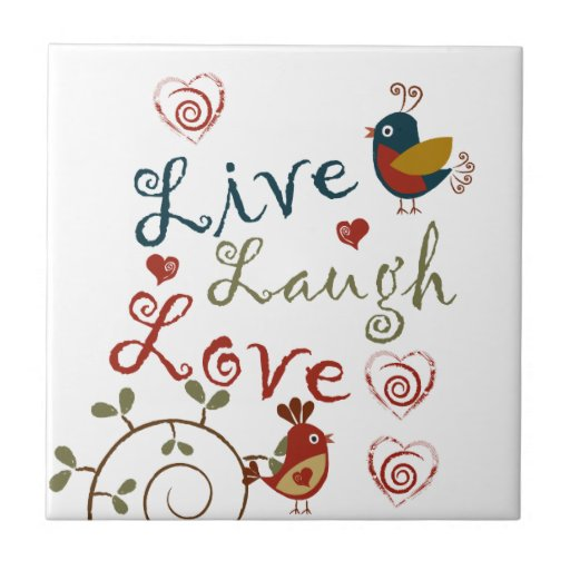 Love Birds Tiles