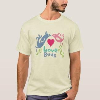 Love Birds wedding or bridal shower t shirt