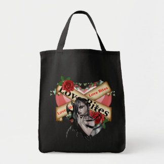 Love Bites - Grocery Tote