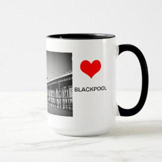 Love Blackpool Mug