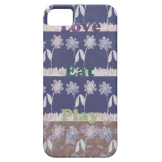 Love Blue Baby Shower colors.png Barely There iPhone 5 Case
