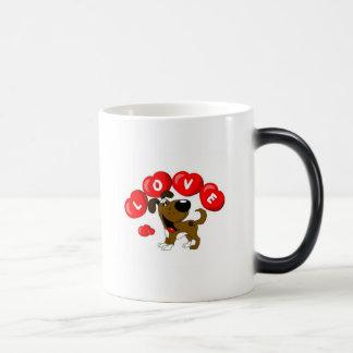 Love (Boots) Morphing Mug