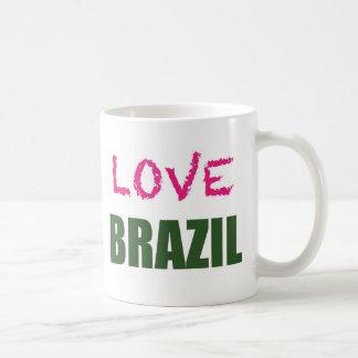 Love Brazil Coffee Mug