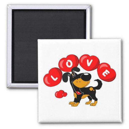 Love (Bubba) Magnets