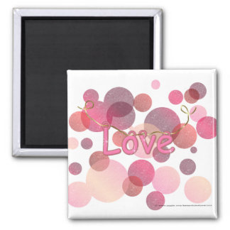 Love Bubbles Magnet