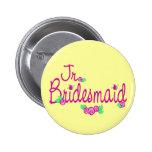 Love Buds/Wedding Pinback Buttons