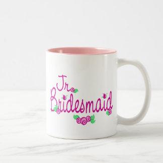 Love Buds/Wedding Two-Tone Mug