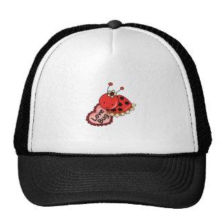 Love Bug Mesh Hat