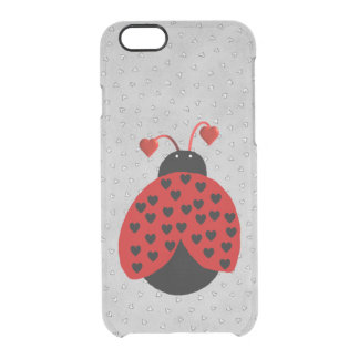 Love Bug iPhone 6 Clearly™ Deflector Case iPhone 6 Plus Case