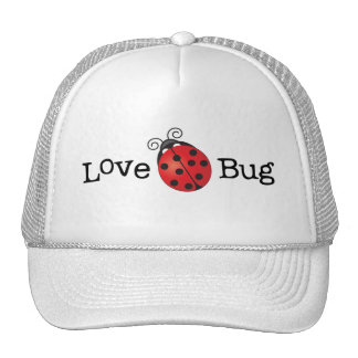 Love Bug - Ladybug Cap