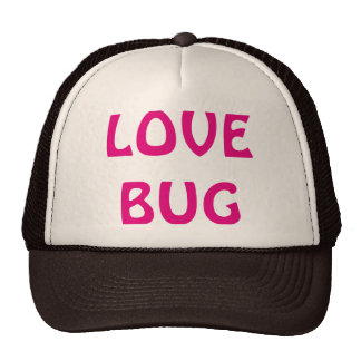 Love Bug Trucker Hat
