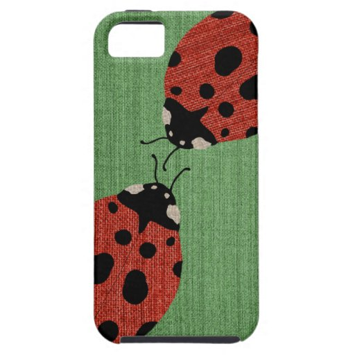 Love Bugs iPhone 5/5S Case