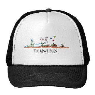 love bugs trucker hat