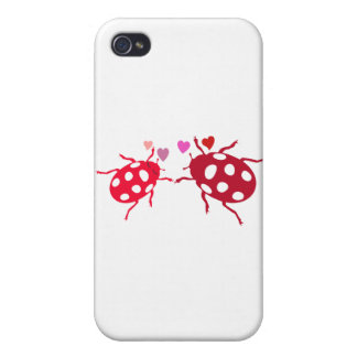 Love bugs iPhone 4 case
