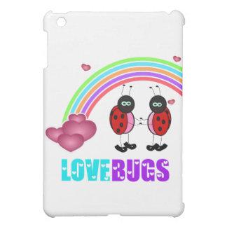 Love bugs Valentine's Day  iPad Mini Case