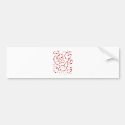 Love Bumper Stickers