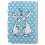 Love bunnies cases for the kindle