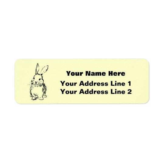 Love Bunnies (customisable)